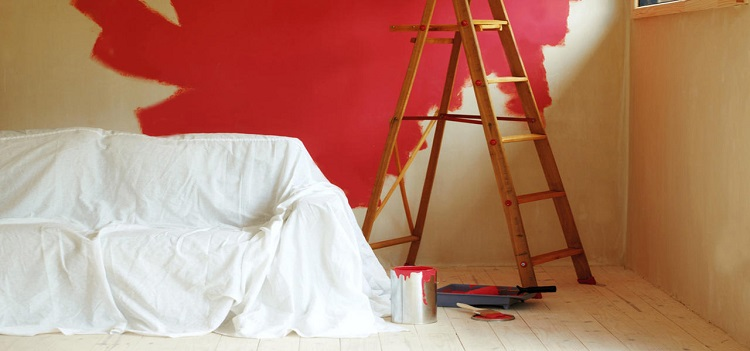 Four Ways To Spruce Up The House Using Paint