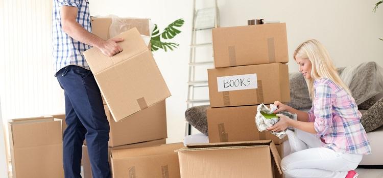 Packing Supplies At No Cost