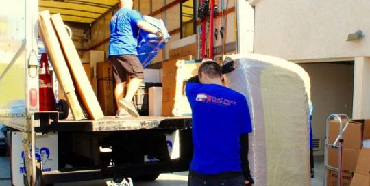 Movers in Ajax | Best Moving Service in GTA