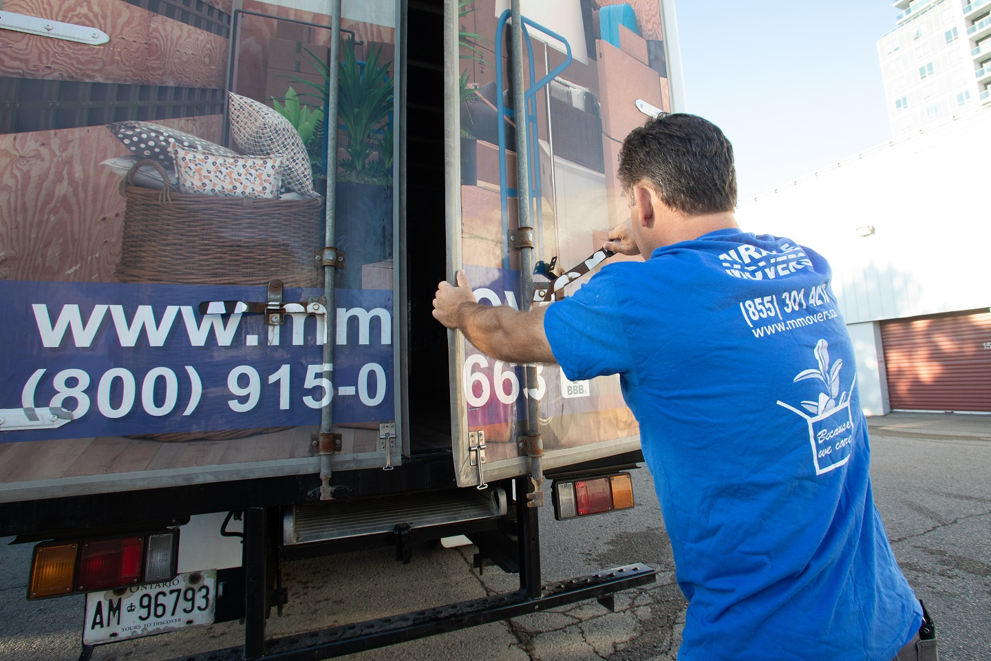Professional Toronto moving company - Best movers in GTA