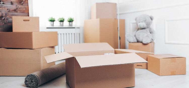Shedding Belongings Using Storage Units