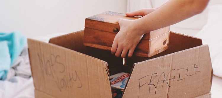 Mover boxes in Thornhill | Best Moving Company in GTA